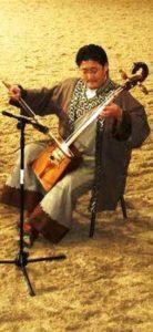 Khukh Mongol