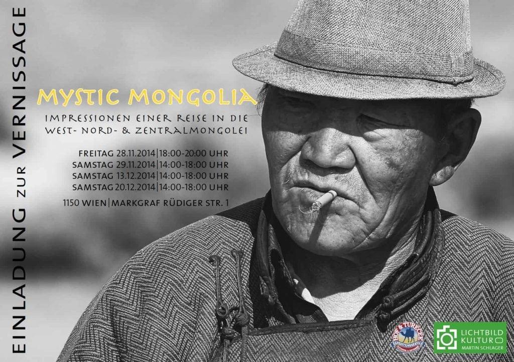 Vernissage Mystic Mongolia