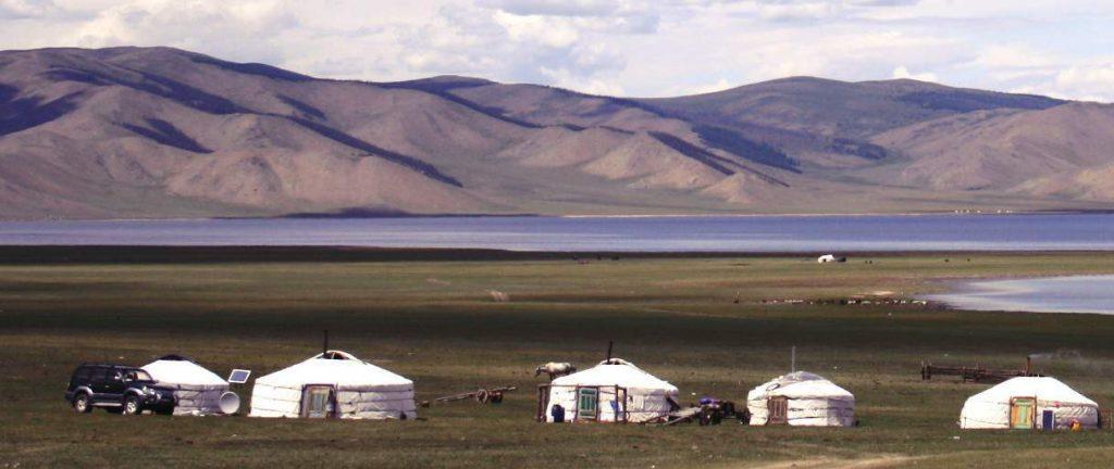 Russland-Mongolei